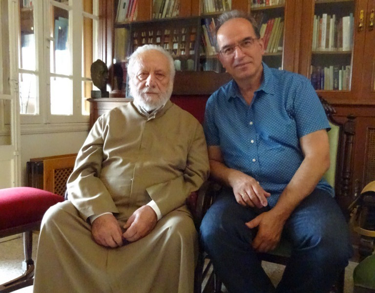 The Director of the Volos Academy for Theological Studies Visits Lebanon