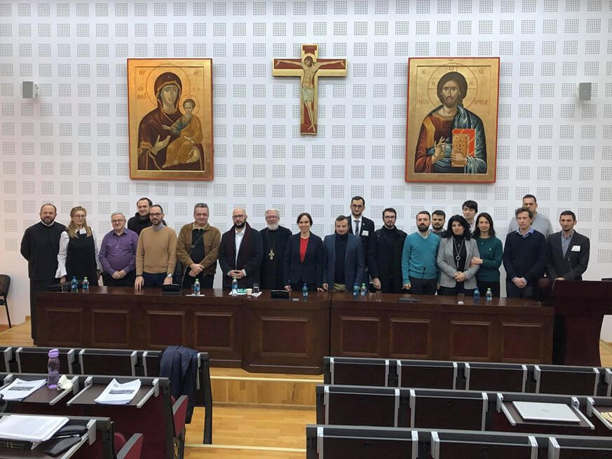 2nd Conference of the St. John Chrysostom Orthodox Research Group