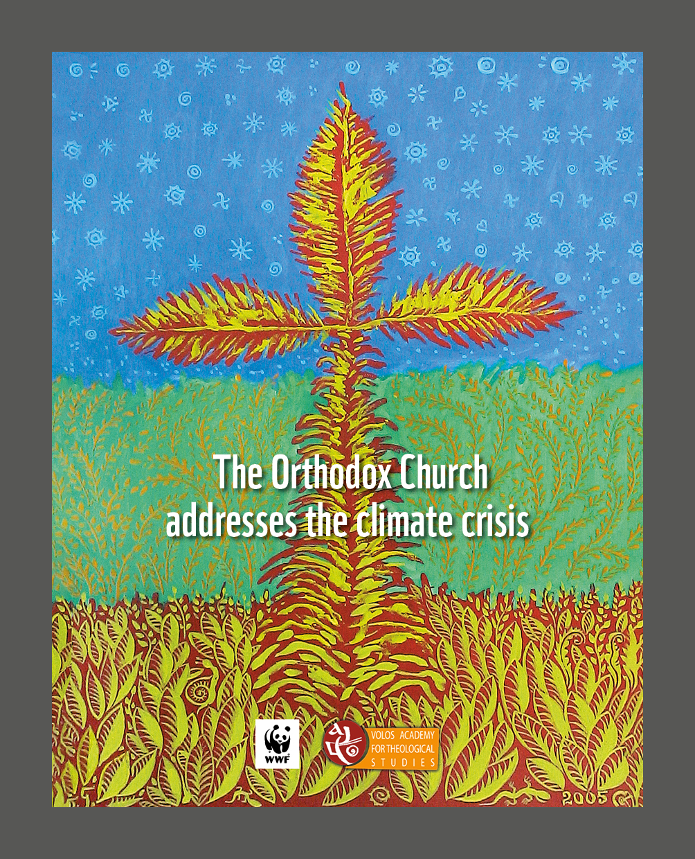 New book: The Orthodox Church Addresses the Climate Crisis